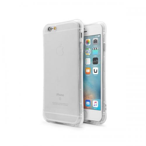 Coque Antichoc TPU Gel iPhone 6 et 6S Transparente