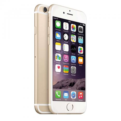 iPhone 6 64Go Or Touch ID non fonctionnel
