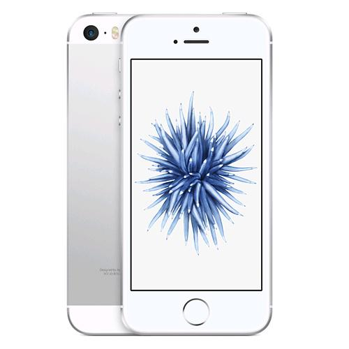 iPhone SE 64Go Argent