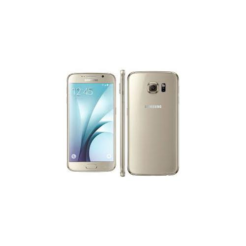 Samsung Galaxy S6 Edge 64Go Or Stellaire