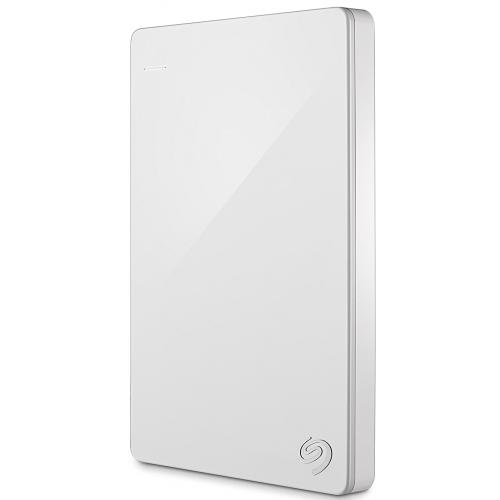 "Seagate Backup Plus Slim 1 To 2.5"" USB 3.0 - Blanc"