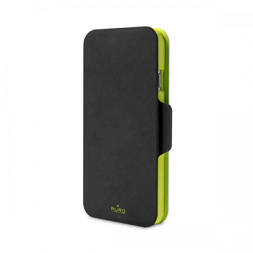 Puro Etui Porte-cartes iPhone 6 Plus et 6S Plus Vert