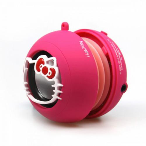 X-Mini Enceinte portable Hello Kitty Rose