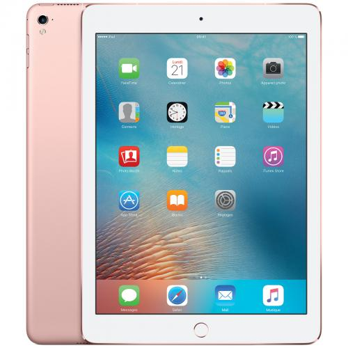 "iPad Pro 9,7"" 128Go Or Rose"