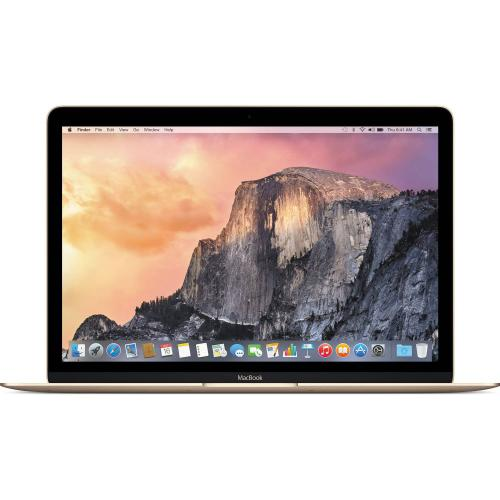 """MacBook 12"""" Core M3 8Go 256Go SSD Or (MLHA2)"""
