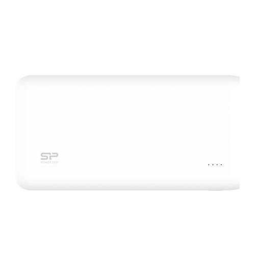 Silicon Power Batterie Externe 20000 mAh Blanc
