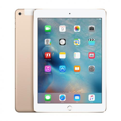 "iPad 5 (2017) 9,7"" 128Go Or"