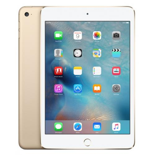 iPad Mini 4 128Go Or