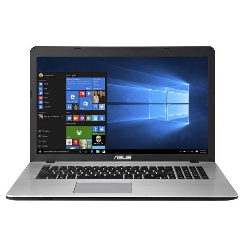 """Asus R753UQ-T4109T 17"""" Core i5 8Go 1To + 128Go SSD"""