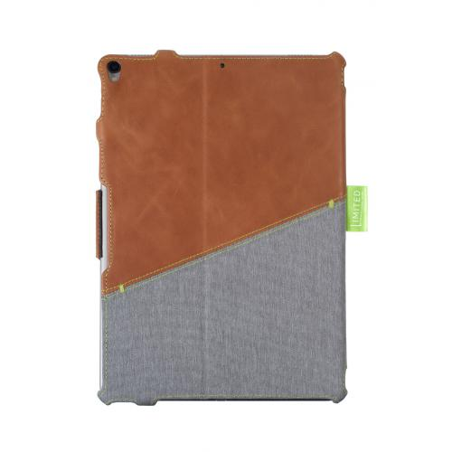 Gecko Covers Coque pour iPad Pro 10,5 Limited braun