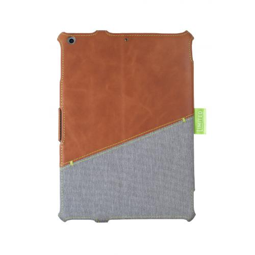 "Gecko Covers Coque pour iPad 9,7"" (2017/2018) Limited braun"