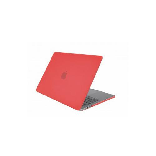 "Gecko Covers Coque pour Macbook Pro 13"" Rouge"
