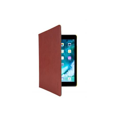 Gecko Covers Coque pour iPad (2017) Marron/Jaune