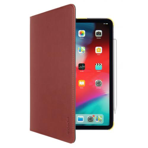 "Gecko Covers Coque pour iPad Pro 11"" (2018) Marron/Jaune"