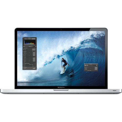 "MacBook Pro 17"" Core i7 4Go 750Go (MC725)"