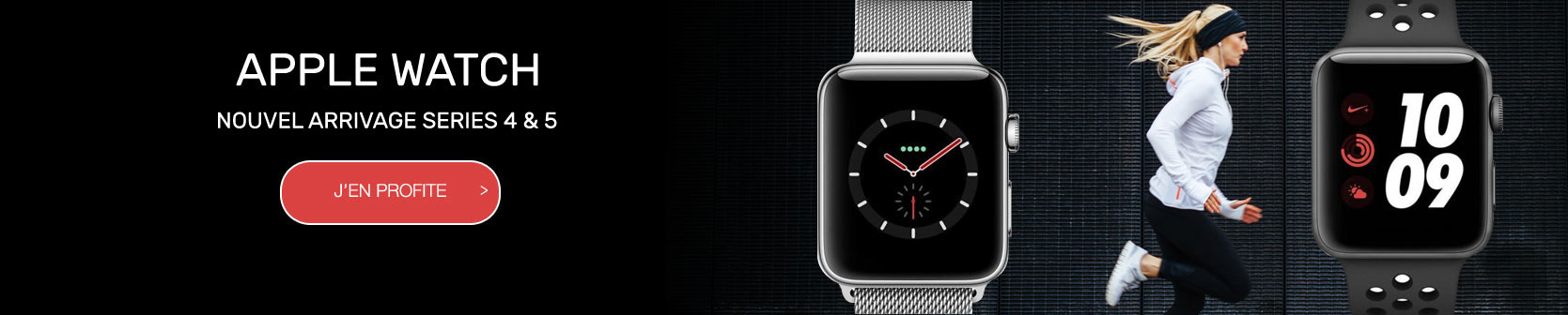 Apple Watch arrivage