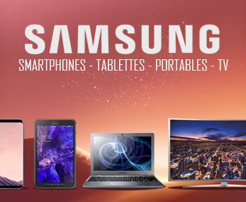 Bons plans Samsung Reconditionné